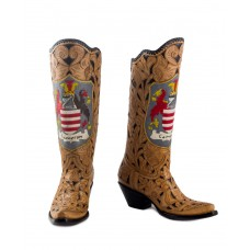 The Family Crest Boot