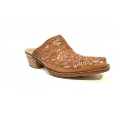 Mexican Charms Mules Hombre