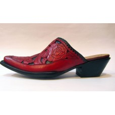Queen of the Roses Mules